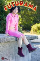 Futurama Amy Wong by lillybearbutt