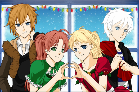 Merry [Early] Christmas by LinkGirl134