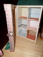Mini Mini Dollhouse WIP 9 by kayanah