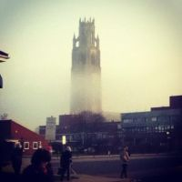 The Morning fog. by Lipston