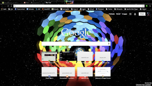 Chrome Page:The Resistance by little-demons