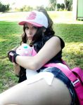Hilda Cosplay Pokemon 2 by Zettai-Cosplay