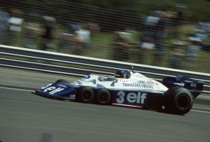 Ronnie Peterson (France 1977) by F1-history