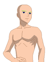 Male Base: 177 by InuBases