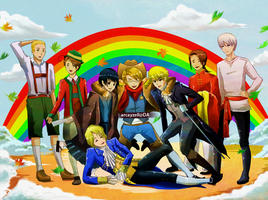 APH Celebrate our Culture by Arcayzell