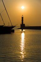 Crete VII - the candle by hockenberry