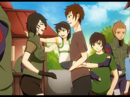 Family by Samr0iD