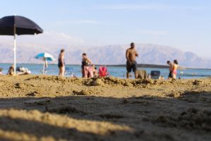 Dead Sea Sand by GorALexeY