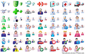 Medical Icon Set by medical-icon-set