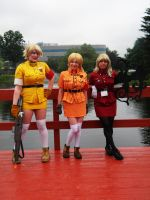 Different Seras Victoria by LadyCrimson26