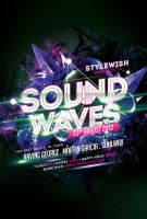 Sound Waves Flyer by styleWish