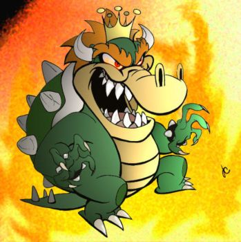 Bowser Collaboration by KrazyKernal