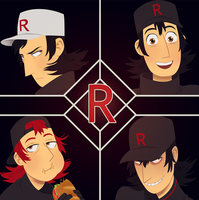 The ROCKET BROS. Playlist by french-teapot