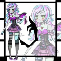 zombie doll adotable closed by AS-Adoptables