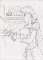 And so I'll read a book by Regina-Martyrum