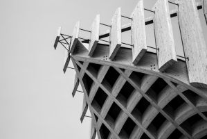 French Pavilion Edge | Milan Expo 2015 by Yakibop