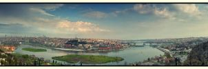 golden horn from pierre loti by 1poz