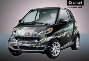 Ugly Smartcar by Gary Shipman by G-Ship