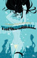 Thunderball by MikeMahle