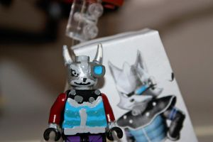 Lego Wolf O' Donnell by Firestormxx