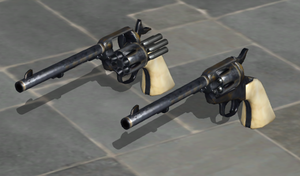 Colt SAA - Rigged by ProgammerNetwork