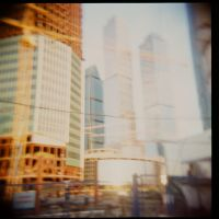 Moscow City 2 by CorsoDomenic
