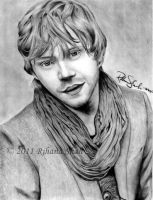 Rupert Grint by blackrose81