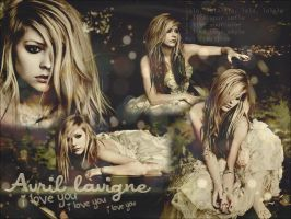 Avril Lavigne I love You by Freziitoo