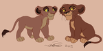 Royal Cubs by Koai