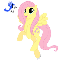 Fluttershy by Chico-2013