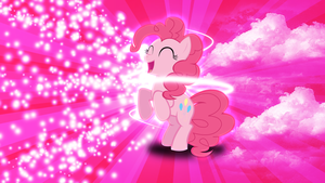 Pinkie Pie Wallpaper by alanfernandoflores01