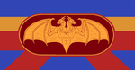 New Draconid Imperium Flag - Alternate by Spacer176