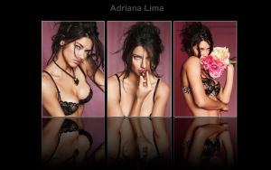 Adriana Lima wallpaper 8 by Balhirath