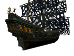 Pirate Ship Stock A-L by DarkRiderDLMC