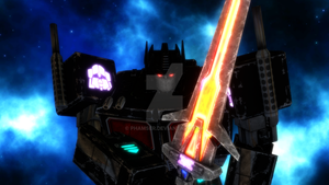 [MMD] The Knight of Darkness's Sword of Fury!!! by Phamser