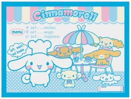Cinnamoroll by Childrendrawingsclub