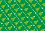 Wrapping Paper gifts Christmas tree Green by spidergypsy