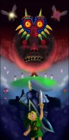 Majoras Mask by IcedEdge