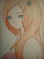Orihime by ayesi