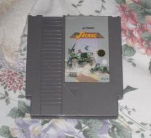 A brutal army game on NES by T95Master