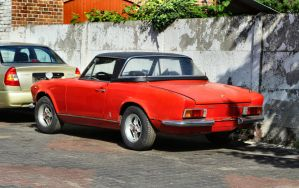 Fiat 124 Sport by Abrimaal