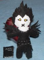 Ryuk Mini Plush by iwantmyanime