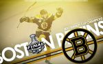 Boston Bruins Stanley Cup by Angelmaker666