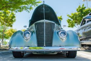 1937 Ford Coupe by charlesheadphotos
