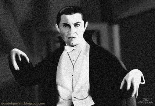 Bela Lugosi as Dracula by dominiquefam