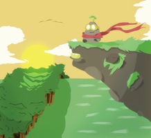 The Rock with higher dreams by Cryaotic