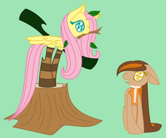 Flutter Tree ~You Go Mare^^ by ArtisticPages