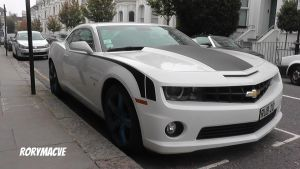 2012 Chevrolet Camaro SS by The-Transport-Guild