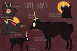toke goat ref by 22mg