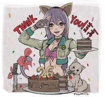 Thank you! by magion02